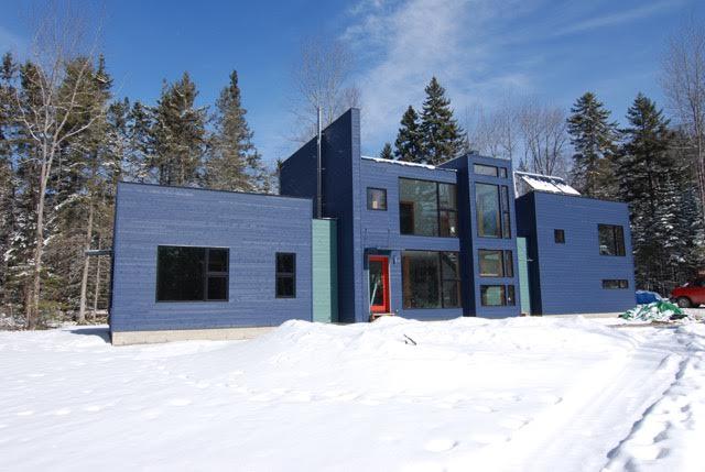 East Blue Hill Modern